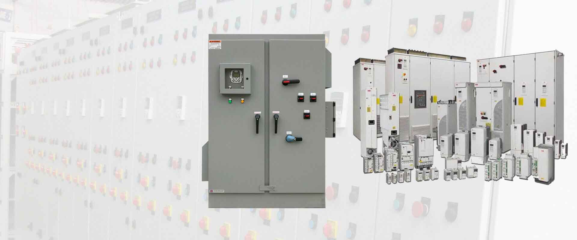 VFD Panel Manufacturers In Saraswati Vihar