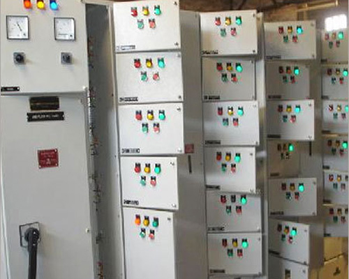 Electrical Panel In Saraswati Vihar