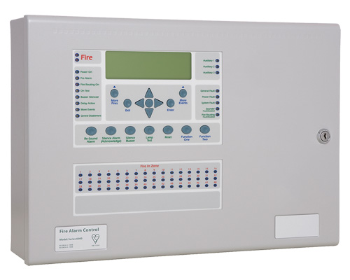 Fire Panel In Saraswati Vihar