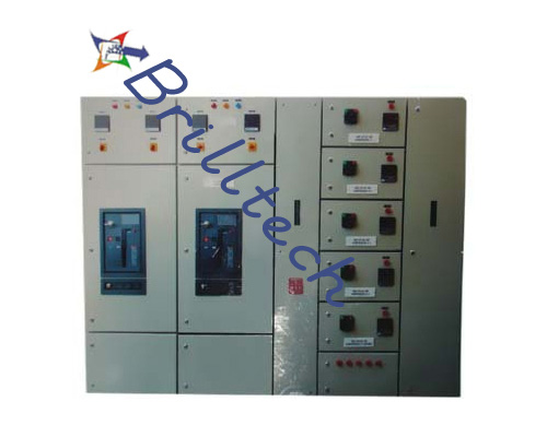 Power Control Center Panel In Saraswati Vihar