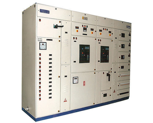 Power Control Panel In Saraswati Vihar