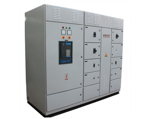 Power Distribution Panel In Saraswati Vihar